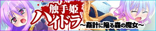 触手姫ハイドラ ~姦計に陥る森の魔女~